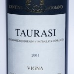 Alliance_Vin_taurasi01_etiket